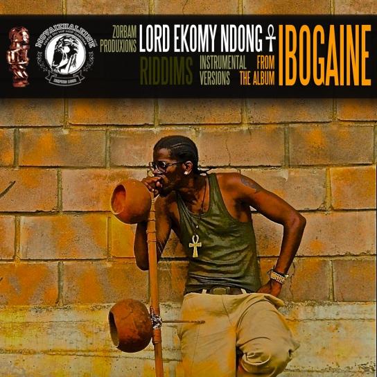 COVER IBOGAINE RIDDIM
